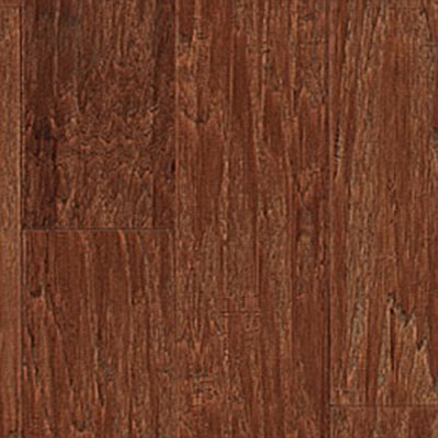 Century Flooring Barnwell Rusted Handscraped Hickory 5 Inch Tanned Hickory Hardwood Flooring