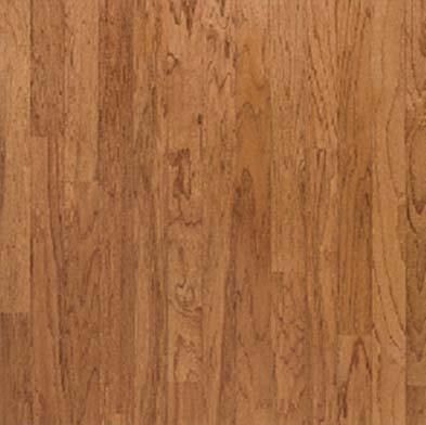Century Flooring Rutledge Oak with Uniclic 5 1/4 Inch Caramel Oak Hardwood Flooring