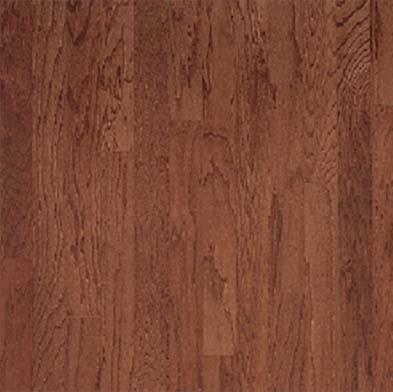 Century Flooring Rutledge Oak with Uniclic 5 1/4 Inch Honey Oak Hardwood Flooring
