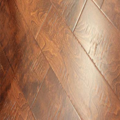 Chesapeake Flooring Key West Plank 6 1/2 Inch Durango Hardwood Flooring