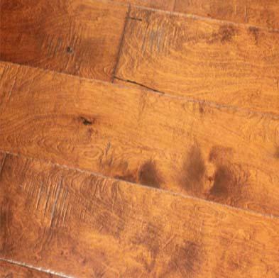 Chesapeake Flooring Key West Plank 6 1/2 Inch Rosy Brown Hardwood Flooring