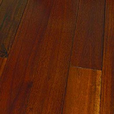 Chesapeake Flooring Pacific Walnut Solid 4 3/4 Inch Golden Lily Hardwood Flooring
