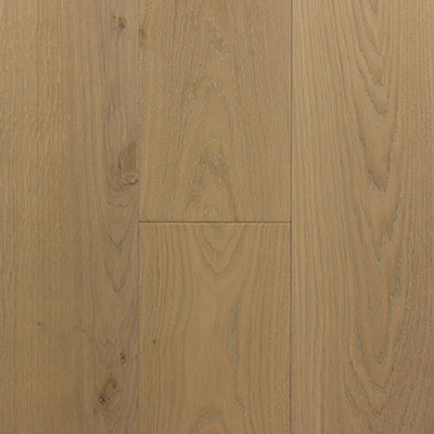 Chesapeake Flooring Provence Manor White Oak Solid 7 1/2 Inch River Rock Hardwood Flooring