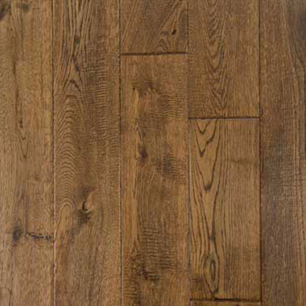 Chesapeake Flooring Waycross White Oak Solid Plank 4 3/4 Inch Sandal Hardwood Flooring
