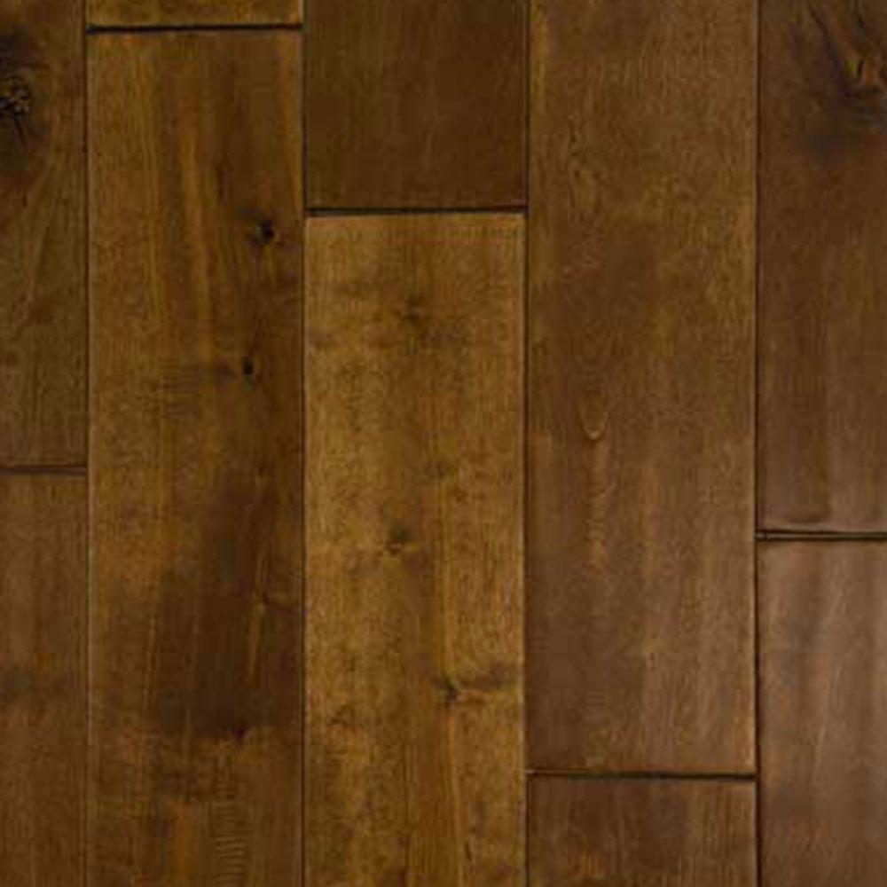 Chesapeake Flooring Woodbrook Birch Solid Plank 4 3/4 Inch Royal Hayden Hardwood Flooring