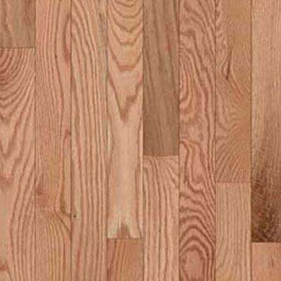 Columbia Adams Oak Signature 3 Red Oak Natural (Sample) Hardwood Flooring