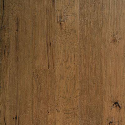 Columbia Amelia Hand Sculpted Solid 5 Burlap Hickory (Sample) Hardwood Flooring