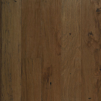 Columbia Berkshire Distressed Engineered 5 Fence Post Hickory Hardwood Flooring