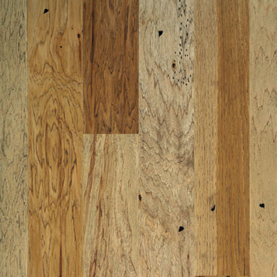 Columbia Berkshire Distressed Engineered 5 Parchment Hickory Hardwood Flooring