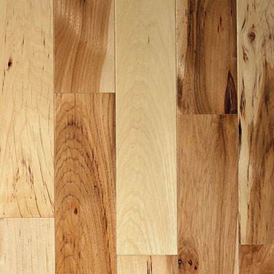 Columbia Monroe Hickory 2 1/4 Natural Hardwood Flooring