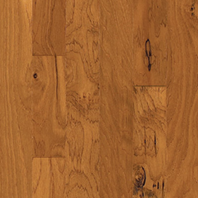 Harris Woods Engineered / Beveled - Traditions 5 Rustic Pecan Golden Hardwood Flooring