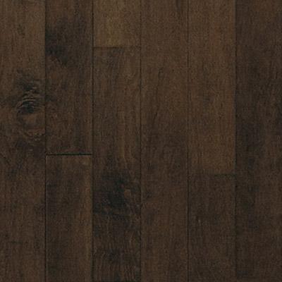 Harris Woods Distinctions Maple Dark Mustang Hardwood Flooring