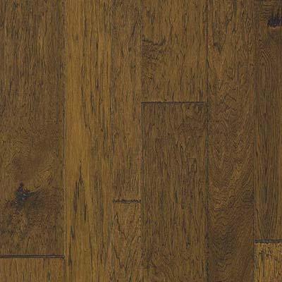 Harris Woods Highlands Handscraped Hickory Bronzed Sienna Hardwood Flooring
