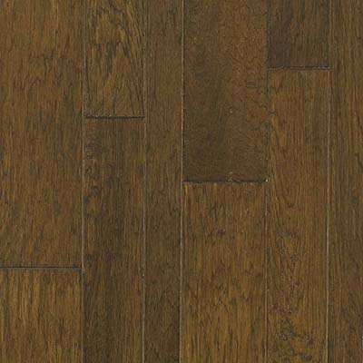 Harris Woods Highlands Handscraped Hickory Saddle Hardwood Flooring