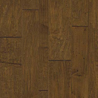 Harris Woods Highlands Handscraped Maple Bronzed Sienna Hardwood Flooring