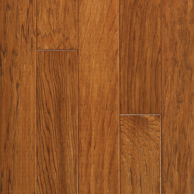 Harris Woods Engineered / SpringLoc - Today Hickory Caramel Hardwood Flooring