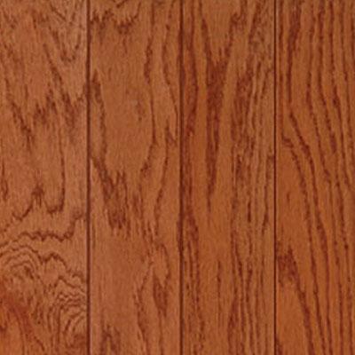 Harris Woods Engineered / SpringLoc - Traditions 4 3/4 Red Oak Dark Gunstock Hardwood Flooring