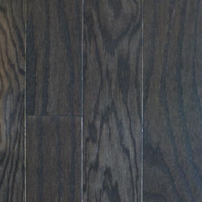 Harris Woods Engineered / SpringLoc - Traditions 4 3/4 Red Oak Sterling Grey Hardwood Flooring