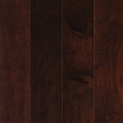 Harris Woods Traditions Springloc Engineered 4 3/4 Vintage Maple Cappuccino Hardwood Flooring