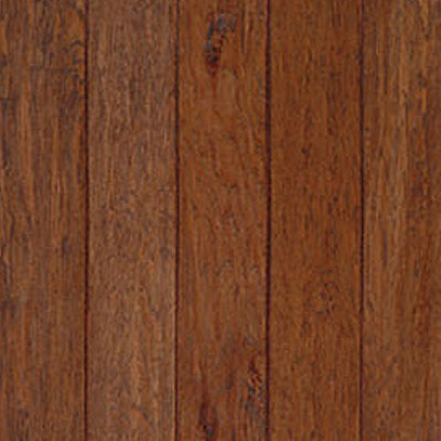 Harris Woods Trailhouse Hickory 5 Handscraped Hickory Bridle Hardwood Flooring