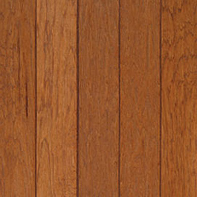 Harris Woods Trailhouse Hickory 5 Handscraped Hickory Golden Palamino Hardwood Flooring