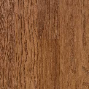 Armstrong Beaumont Plank 3 Saddle (Sample) Hardwood Flooring