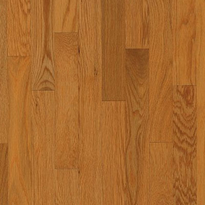 Armstrong Kingsford Solid Strip 2 1/4 Canyon (Sample) Hardwood Flooring