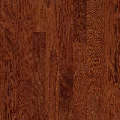 Armstrong Kingsford Solid Strip 2 1/4 Cherry (Sample) Hardwood Flooring