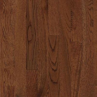 Armstrong Kingsford Solid Strip 2 1/4 Coffee (Sample) Hardwood Flooring