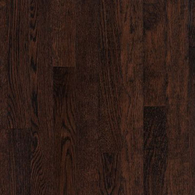 Armstrong Kingsford Solid Strip 2 1/4 Kona (Sample) Hardwood Flooring