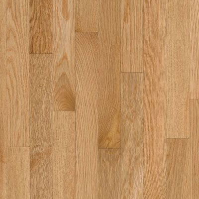 Armstrong Kingsford Solid Strip 2 1/4 Natural (Sample) Hardwood Flooring