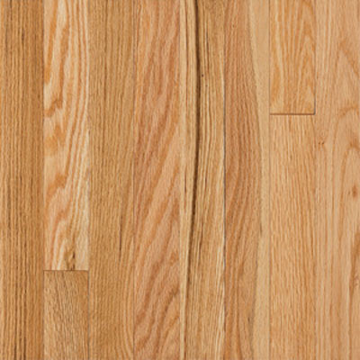 Armstrong Somerset Solid Strip LG Red Oak Natural (Sample) Hardwood Flooring