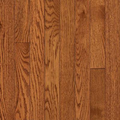 Armstrong Somerset Solid Strip LG Spice Brown (Sample) Hardwood Flooring