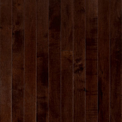 Armstrong Sugar Creek Maple Strip 2 1/4 Cocoa Brown (Sample) Hardwood Flooring