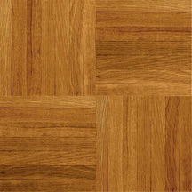 Armstrong Urethane Parquet Wood - Contractor/Builder Honey (Sample) Hardwood Flooring