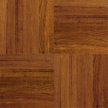 Armstrong Urethane Parquet Wood - Natural and Better Cinnabar (Sample)