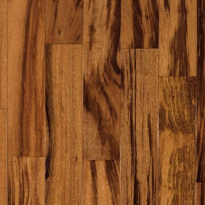 Armstrong Valenza Collection - Engineered 3 1/2 Tigerwood Hardwood Flooring