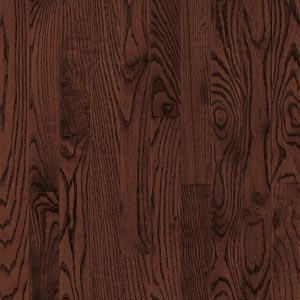 Armstrong Yorkshire Plank 3 1/4 Cherry Spice (Sample) Hardwood Flooring
