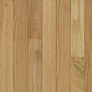 Armstrong Yorkshire Strip 2 1/4 Pioneer Natural (Sample) Hardwood Flooring