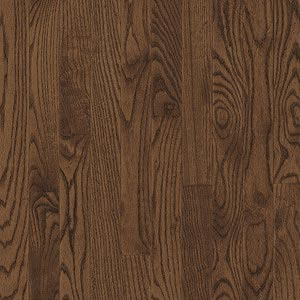 Armstrong Yorkshire Strip 2 1/4 Umber (Sample) Hardwood Flooring
