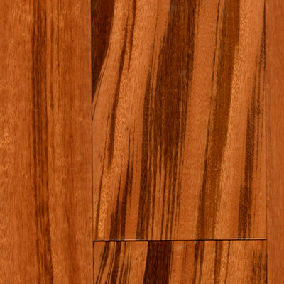 Hawa Exotic Solid 3-5/8 Tigerwood Clear Hardwood Flooring