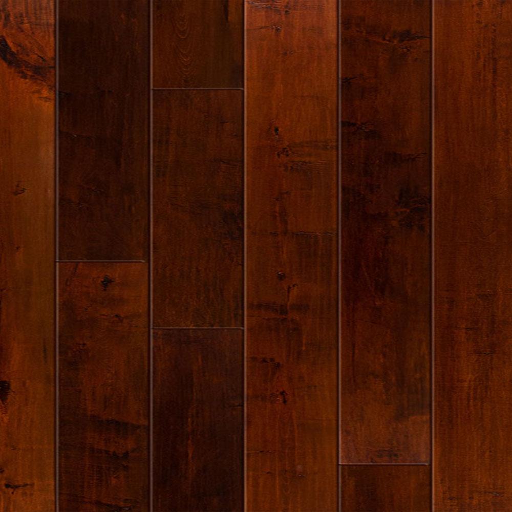 Johnson English Pub Maple Smoked Bourbon Hardwood Flooring