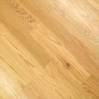 Johnson Forevertuff Plank Red Oak Natural Hardwood Flooring