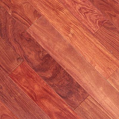Johnson Forevertuff Plank Santos Mahogany Hardwood Flooring