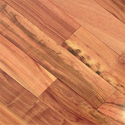Johnson Forevertuff Plank Tigerwood Hardwood Flooring