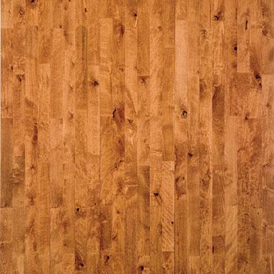 Junckers Soul Collection Real 7/8 Oak Harmony Crunchy Caramel Hardwood Flooring