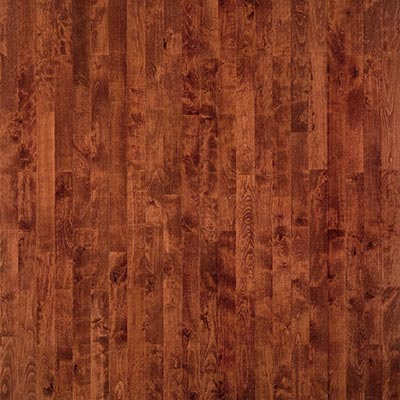 Junckers Soul Collection Real 7/8 Oak Variation Smooth Rum Hardwood Flooring