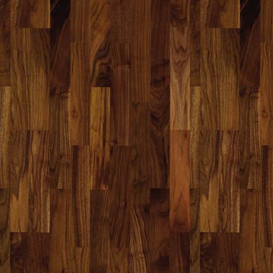 Kahrs American Naturals 3 Strip Woodloc Walnut Montreal (Sample) Hardwood Flooring