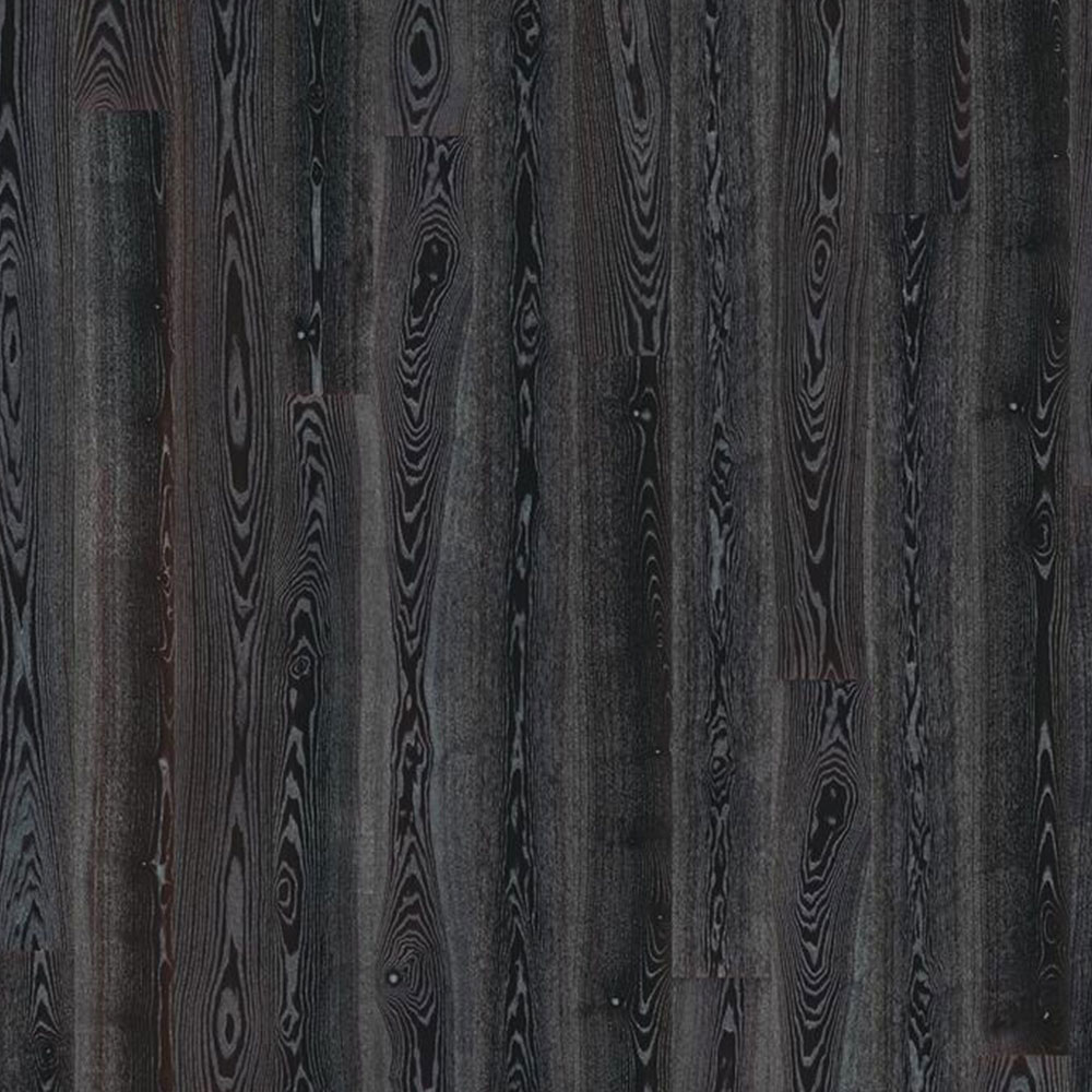 Kahrs Shine Collection 7 3/8 (Long) Black Silver Hardwood Flooring