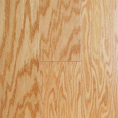 LM Flooring Gevaldo Smooth 3 Natural Red Oak Hardwood Flooring